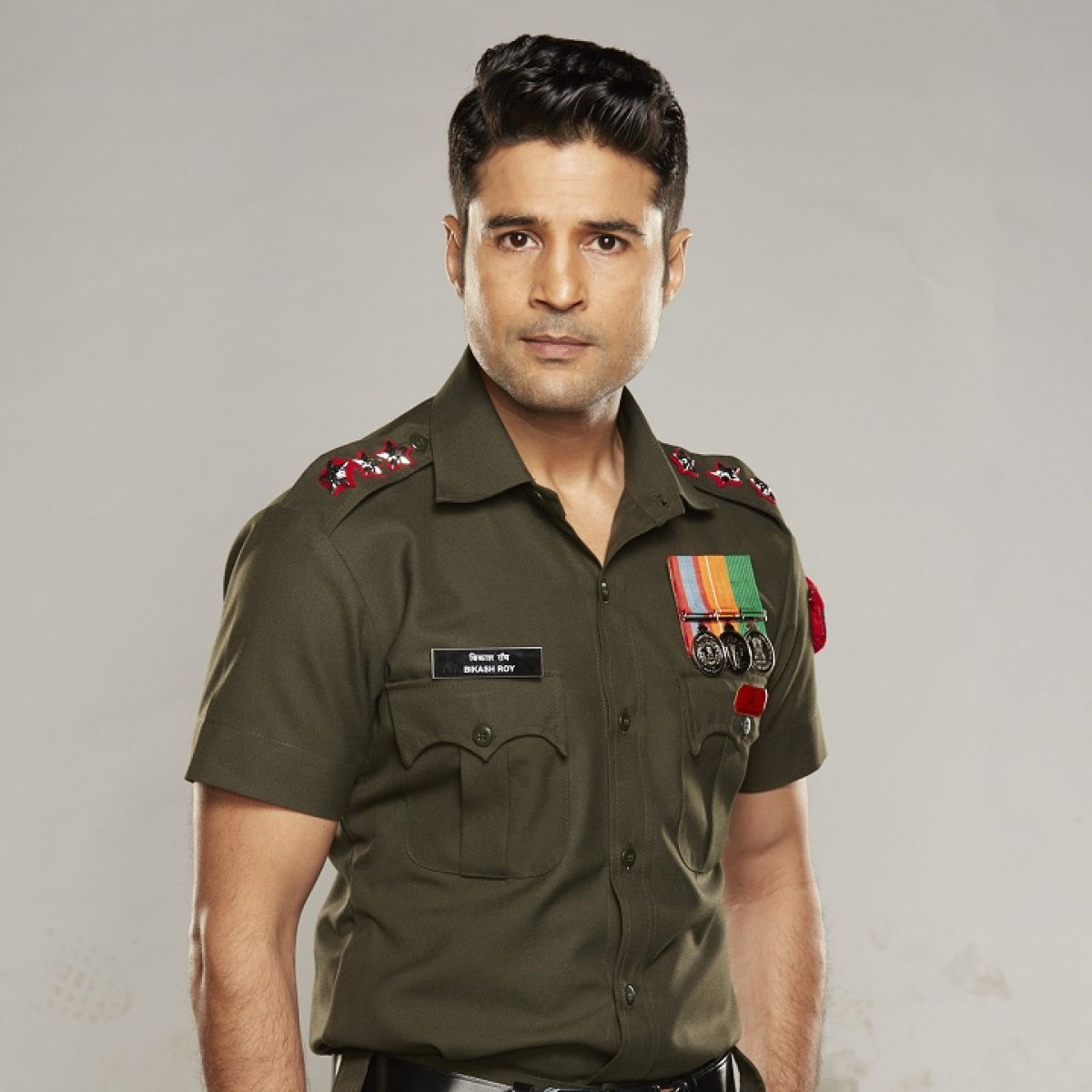 Always been connected with Indian Army, says Rajeev Khandelwal