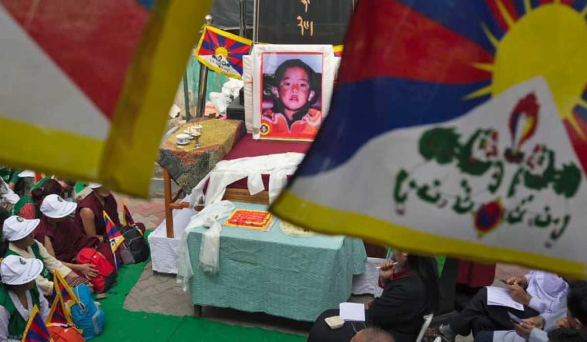 Pompeo presses China to reveal 11th Panchen Lama's whereabouts