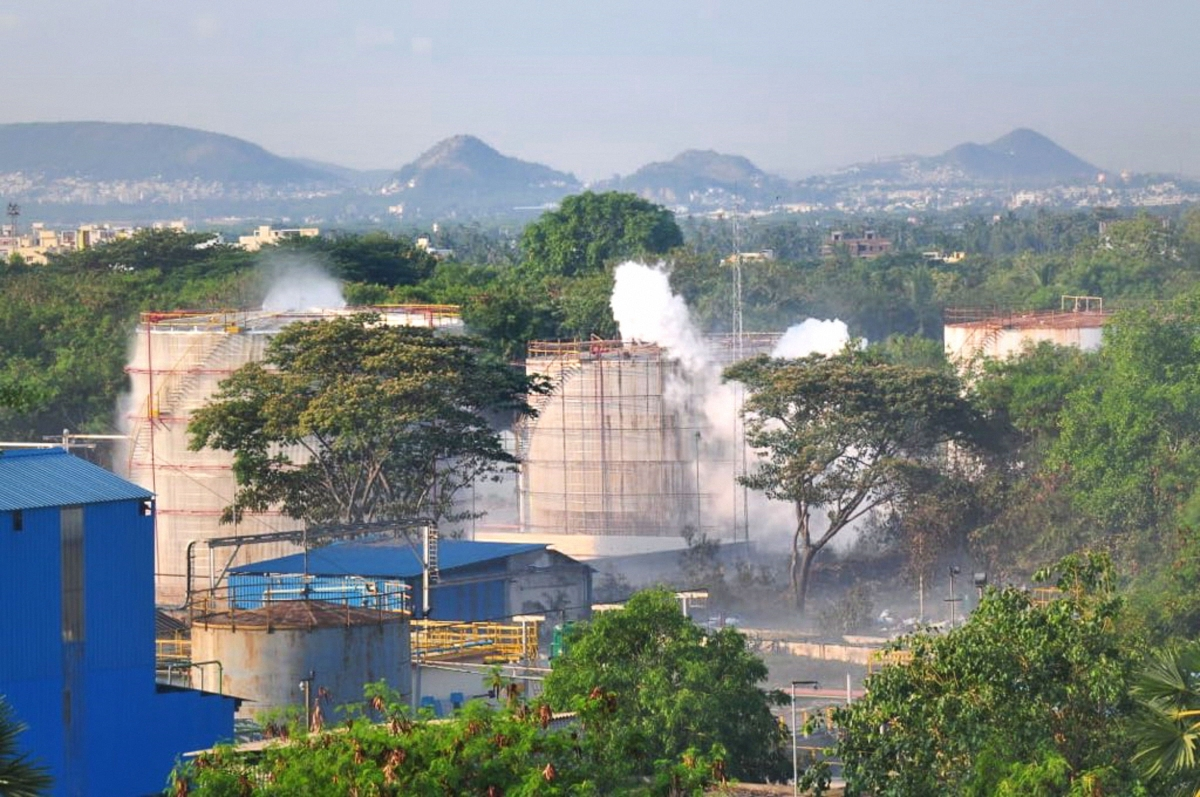 Vizag Gas Leak: Andhra Pradesh High Court orders complete seize of LG Polymers' premises