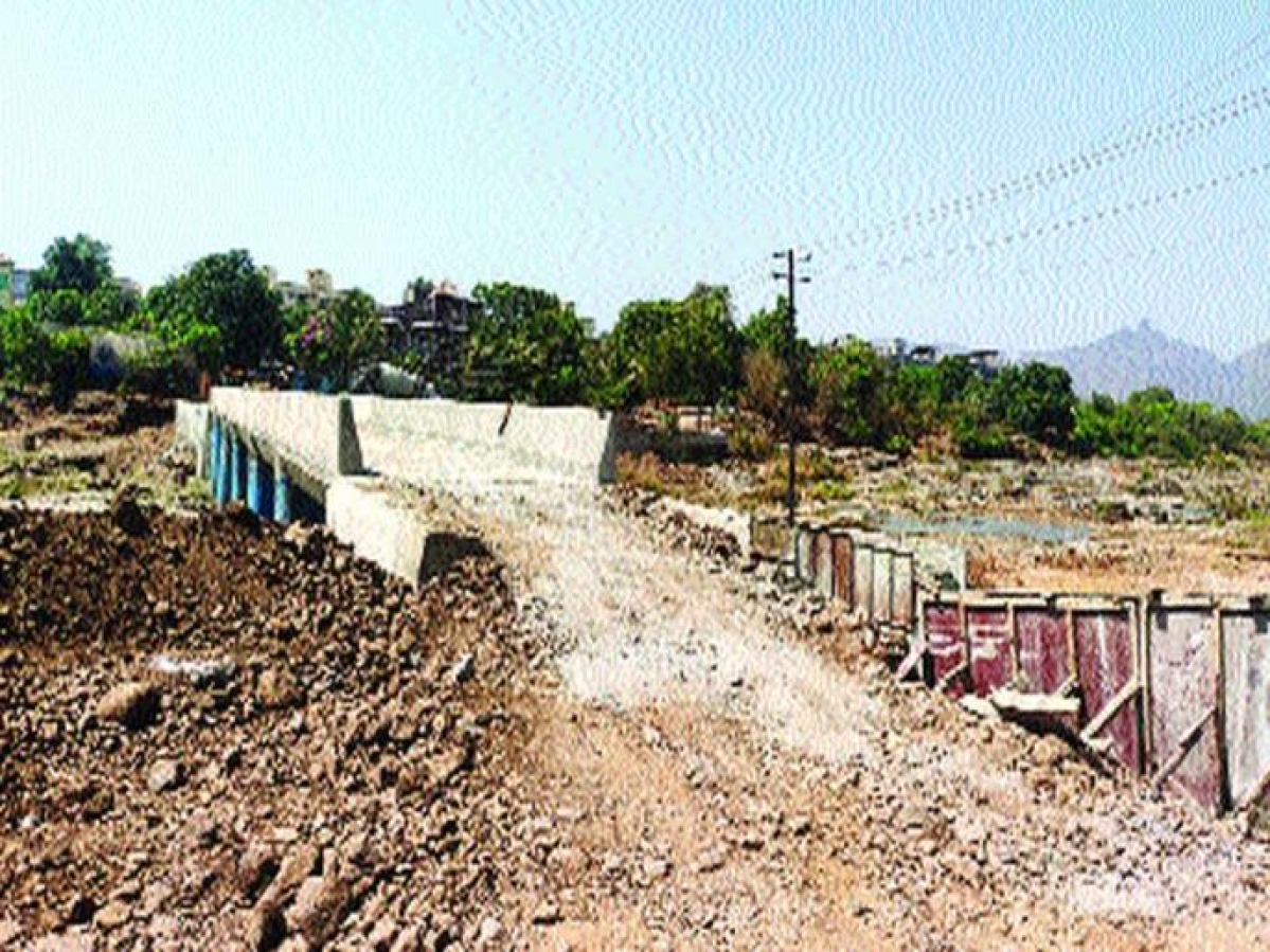 Navi Mumbai: Villagers heave a sigh of relief as Umroli Bridge to start before monsoon