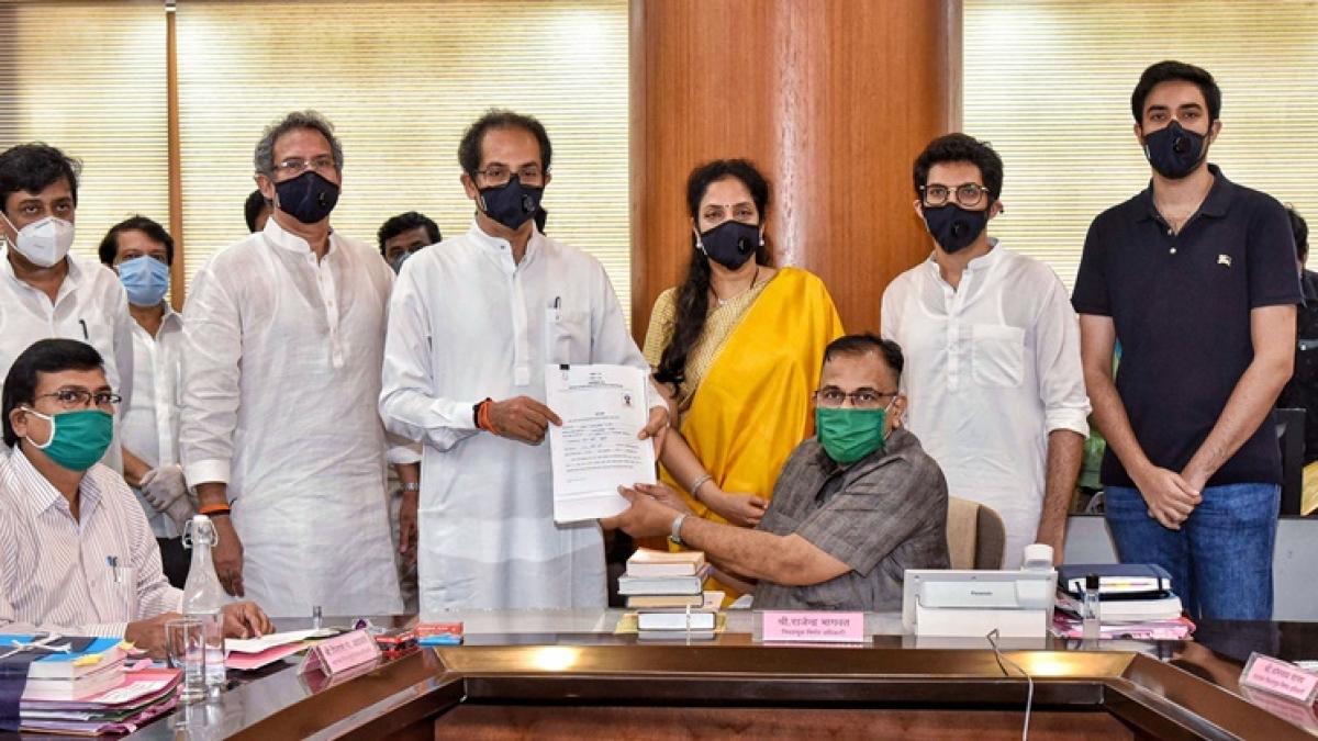 Maharashtra CM Uddhav Thackeray, 8 others elected unopposed to Legislative Council