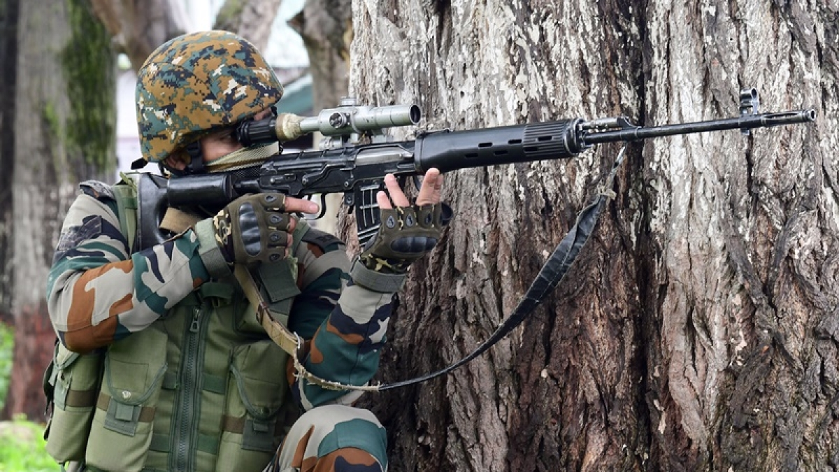 2 Jaish-e-Mohammad militants killed in an encounter in Kashmir's Pulwama