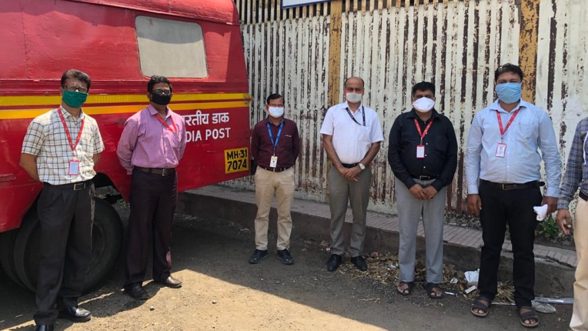 Central Railway and India Post join hands for last-mile connectivity