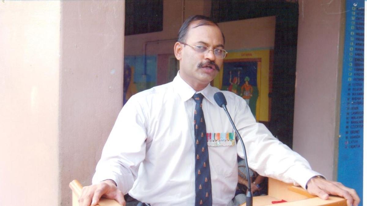 Colonel Nikhil Diwanji