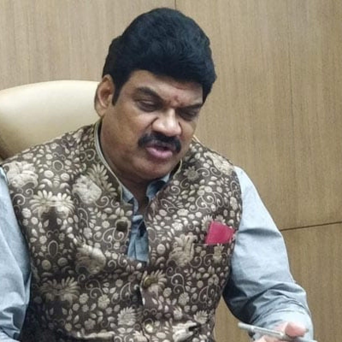 Jyotiraditya Scindia should be made central minister, says MP Minister who recently join BJP Govind Singh Rajput