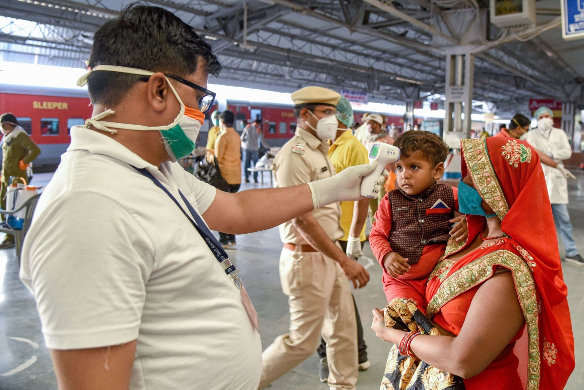 Coronavirus in Thane: Over 250 migrant workers in the city test positive in one month