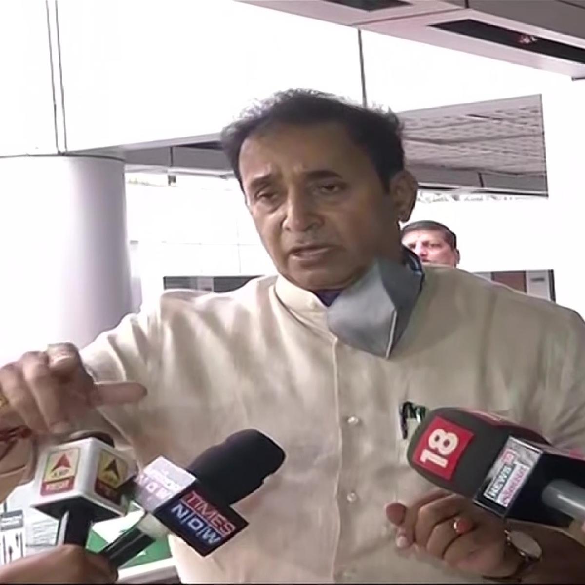 BJP 'ready to risk children's lives' during protest: Deshmukh