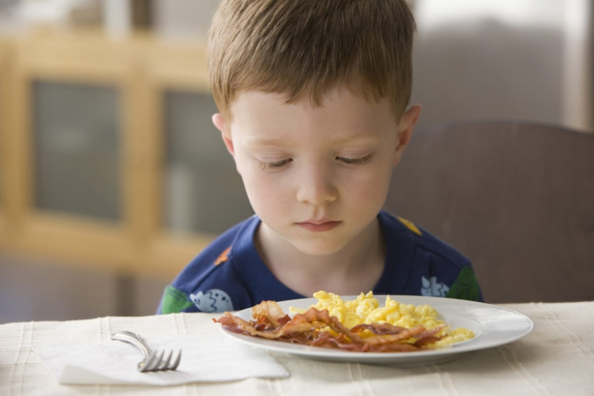 Kids may not always grow out of being picky eaters: Study