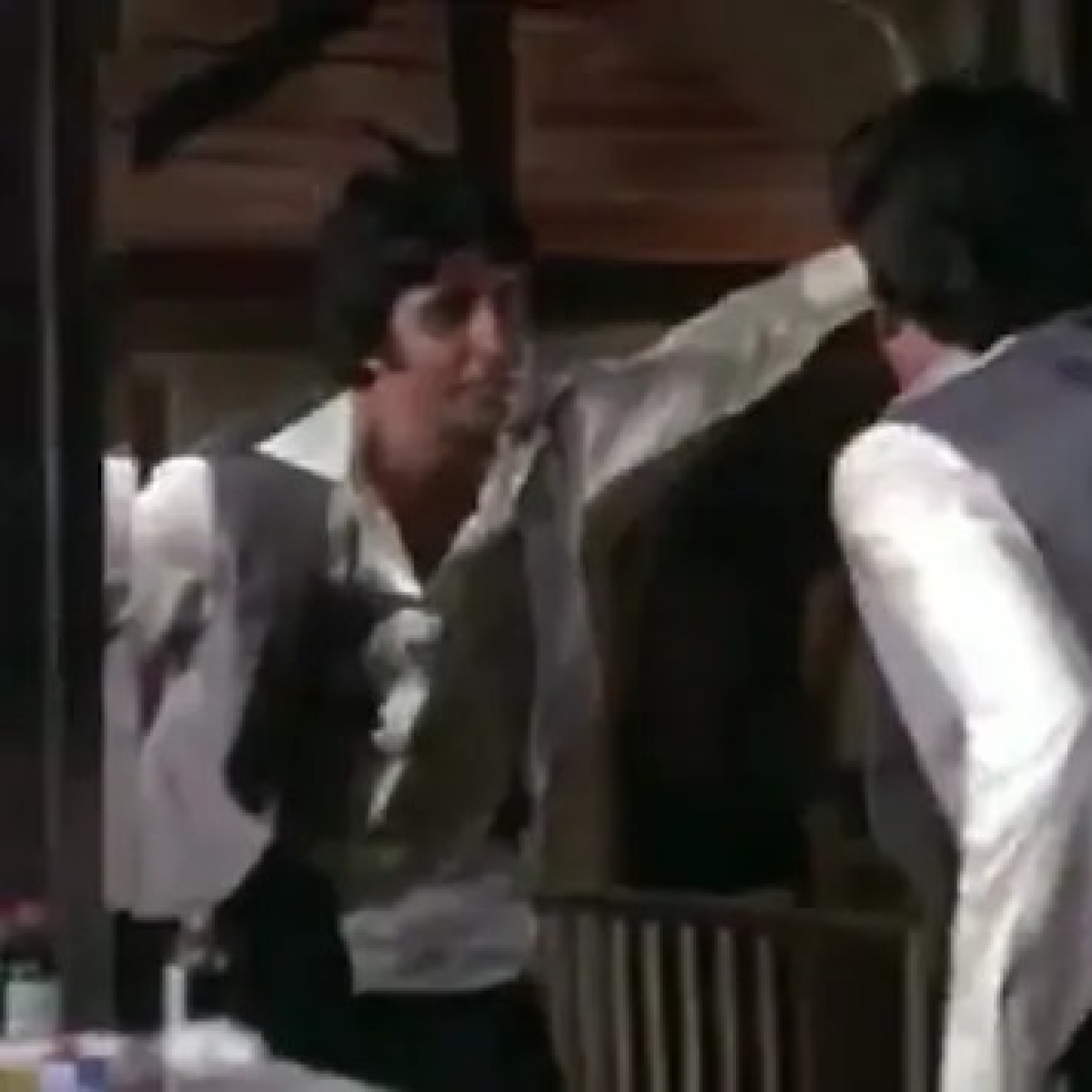 'The show must go on': Amitabh Bachchan tries to cheer fans up by sharing video from 'Amar Akbar Anthony'