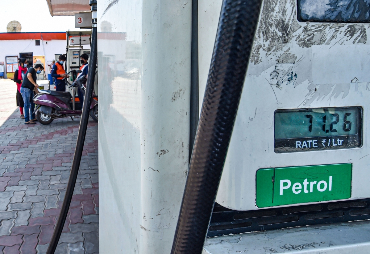 Petrol price in the national capital was hiked by Rs 1.67 a litre and diesel by a steep Rs 7.10 per litre after the Delhi government raised local sales tax or value-added tax (VAT) on the two fuels.