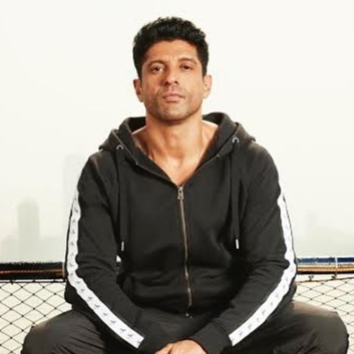 Netizens ask Farhan Akhtar why his PPE kits charity is 'not faceless'