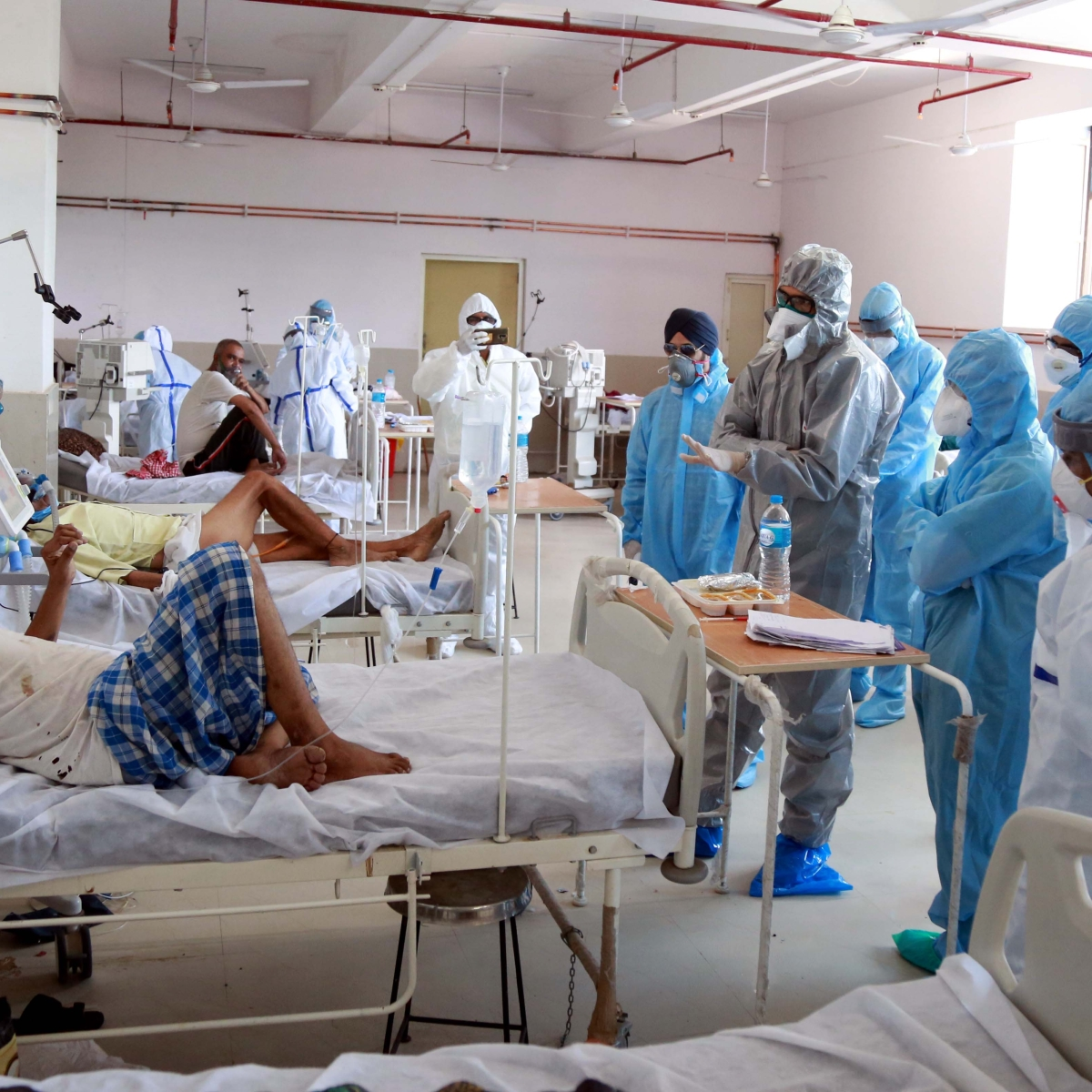 Indore: 101-yr-old is COVID positive, but has no symptoms