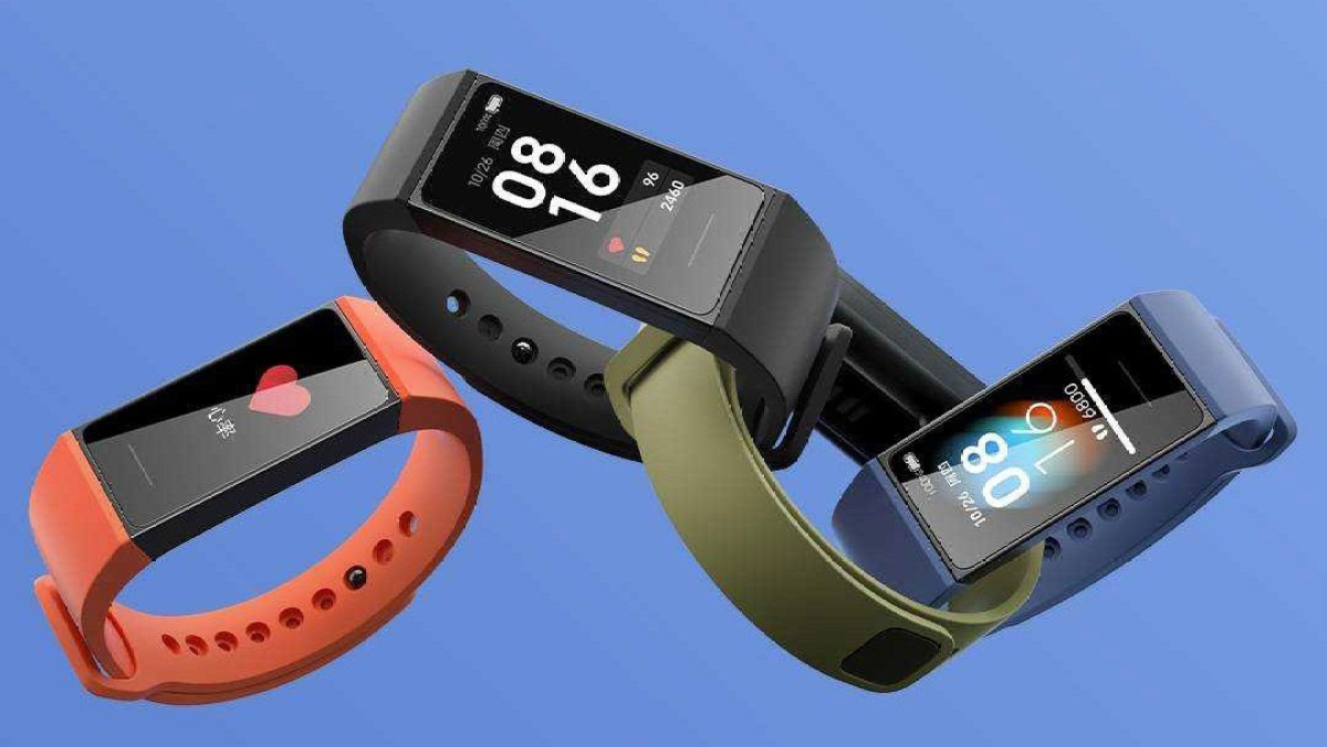 Alexa-powered Mi Smart Band 5 to check blood oxygen levels
