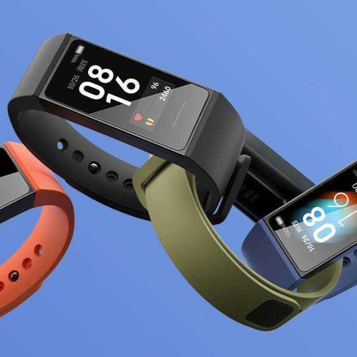 Alexa-powered Mi Smart Band 5 to check blood oxygen levels