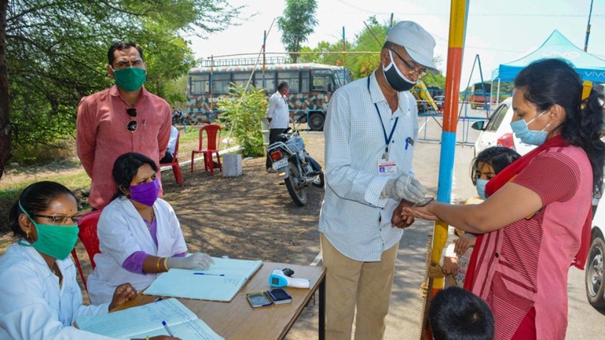 COVID-19 recovery rate in Navi Mumbai improves