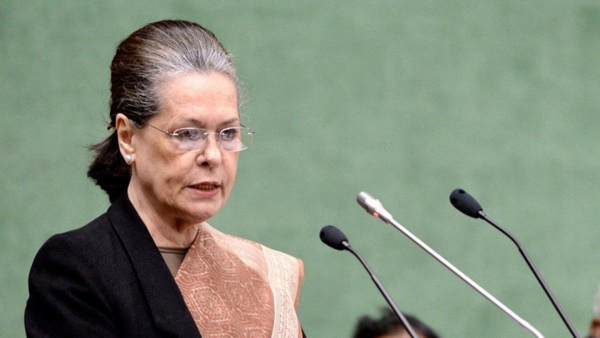 Spirit of federalism forgotten, govt has abandoned any pretence of being democratic: Sonia Gandhi