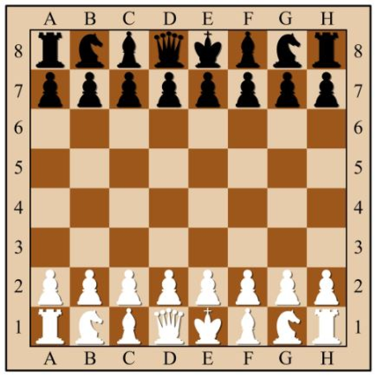 Chess on board, others struggle