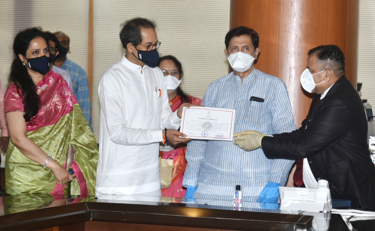 CM, eight others take oath as MLC