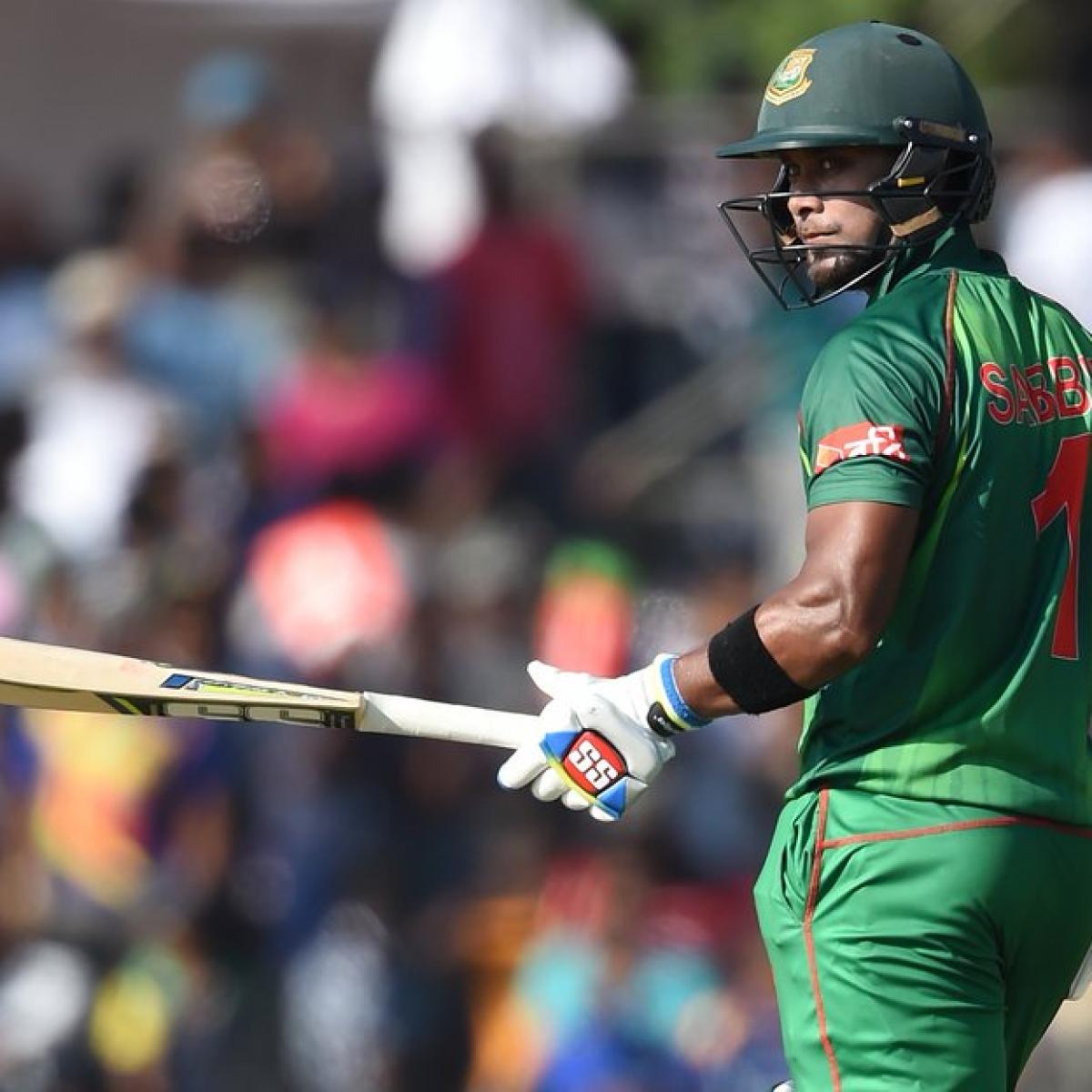 'Not today': Bangladesh batsman Sabbir Rahman recalls the moment when MS Dhoni missed a stumping chance