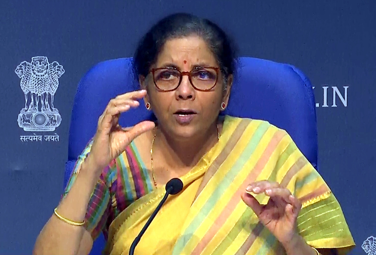 Teji Mandi: Nirmala Sitharaman unveils major reforms, financial assistance  for Agriculture sector and allied activities
