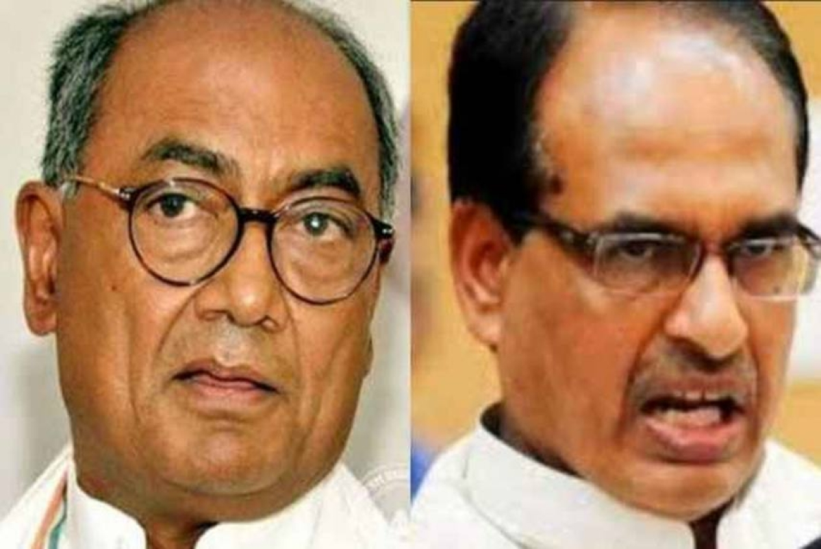 Digvijaya Singh cries foul after being booked for comments on Shivraj