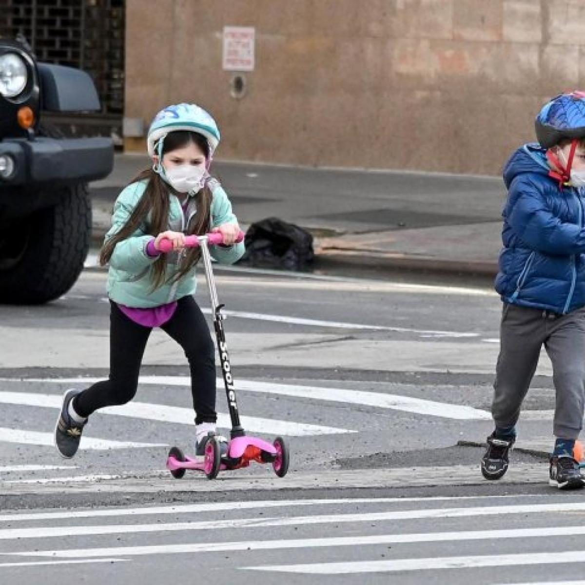 Pandemic: Through the eyes of world's children
