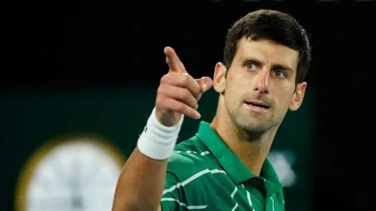 Novak Djokovic confident, Serb says he will claim Grand Slam record and become longest-reigning World No. 1