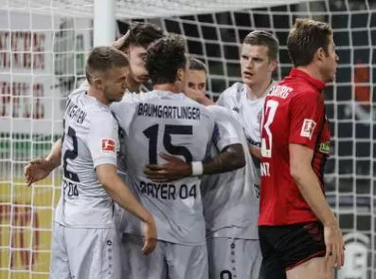 Havertz anchors Bayer Leverkusen to victory