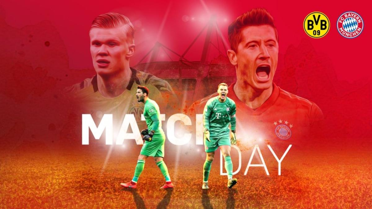 Borussia Dortmund vs Bayern Munich: Stat attack and match preview for Bundesliga's Der Klassiker