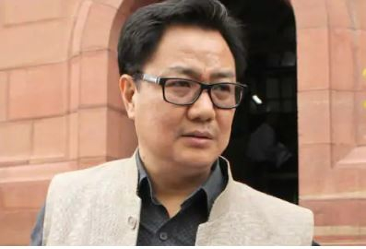 No international events in near future; Have to live with new normal of sports behind closed doors: Rijiju