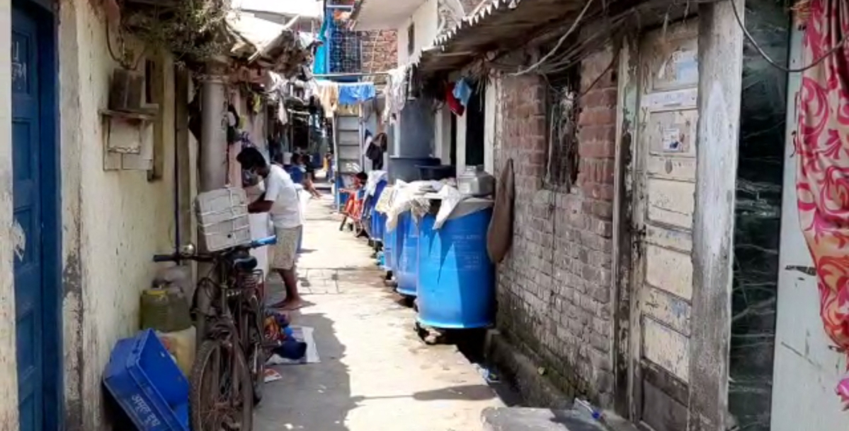 Coronavirus in Mira-Bhayader: MBMC faces a tough task as the virus hits another slum in Bhayandar