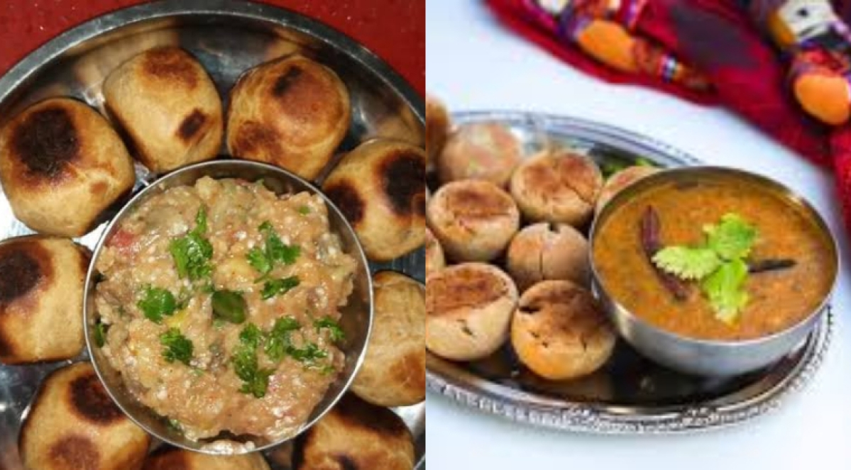 Litti Chokha vs Daal Baati: Epic food fights are back on Twitter
