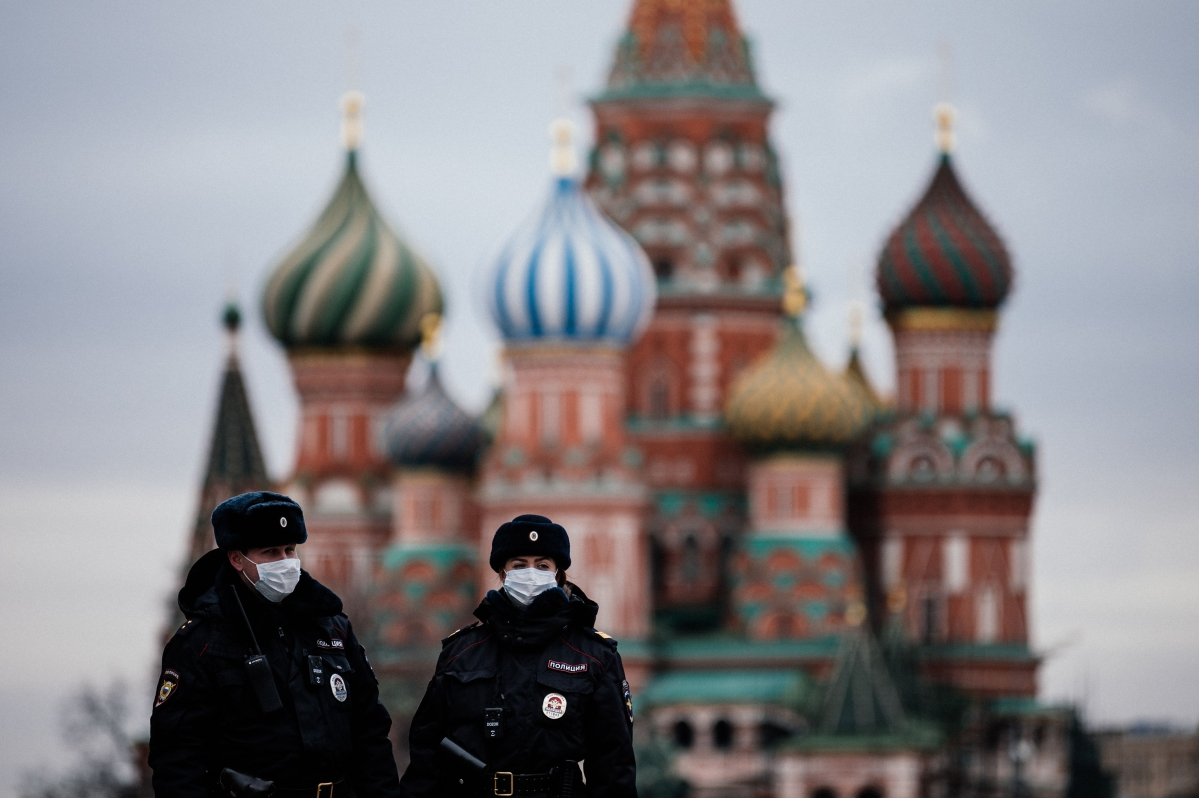 Russia reports 10,000 cases in 24 hours