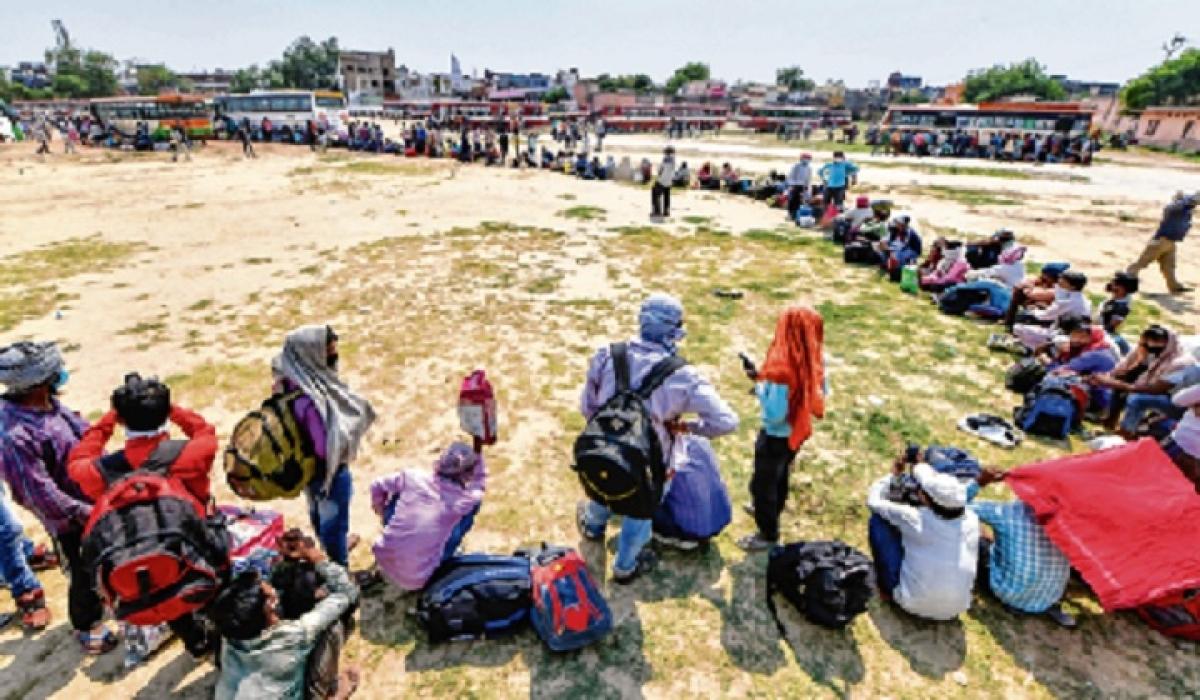 Uttar Pradesh CM Yogi Adityanath does U-turn, now allows Congress to run buses for migrant workers