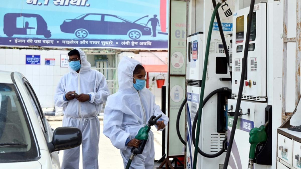 Petrol and diesel prices remain unchanged in Mumbai, Delhi and other major cities amid coronavirus outbreak