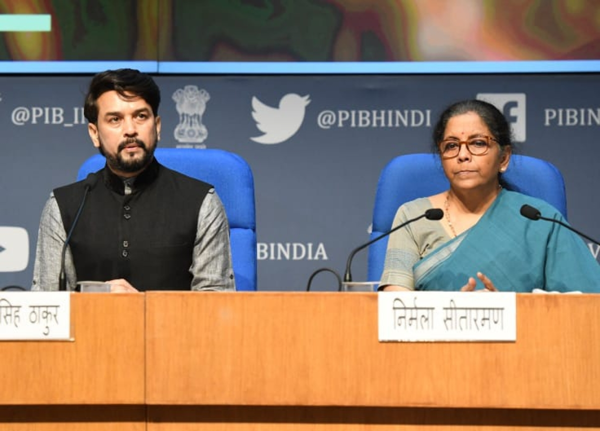 Nirmala Sitharaman announces last tranche of the economic package: Highlights of FM's presser