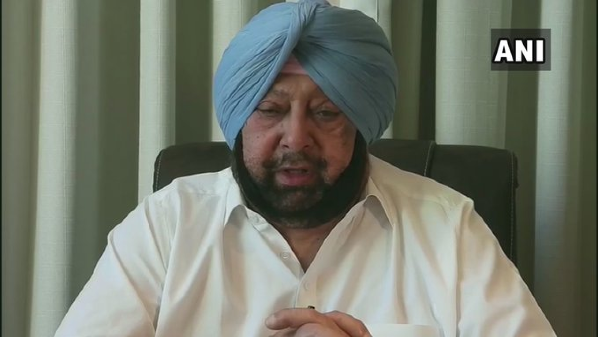 Punjab CM Amarinder Singh asks Modi to define path for economic revival