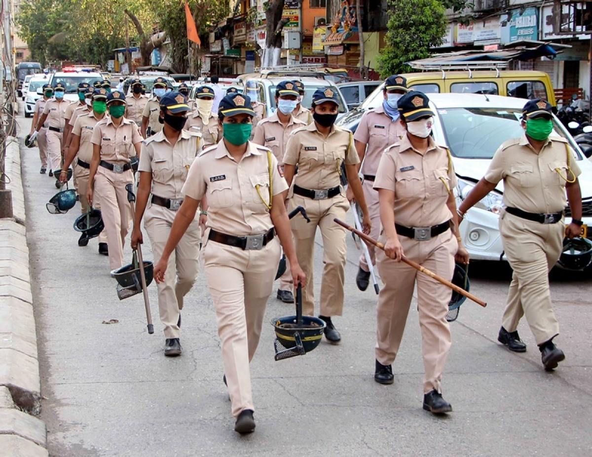 Overburdened Mumbai cops are now short-staffed