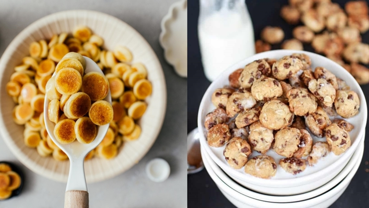 How to make cookie and pancake cereal: The latest quarantine food trend