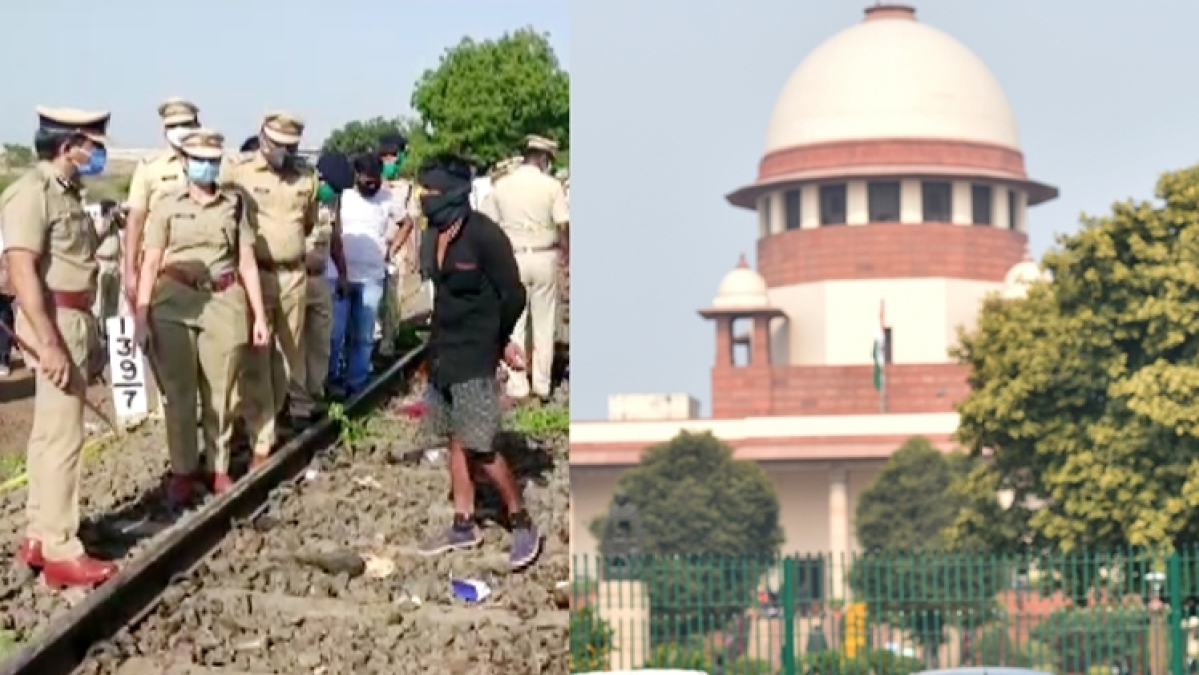 'How can anyone stop this when they sleep on tracks?': SC refuses to entertain plea on Aurangabad train mishap