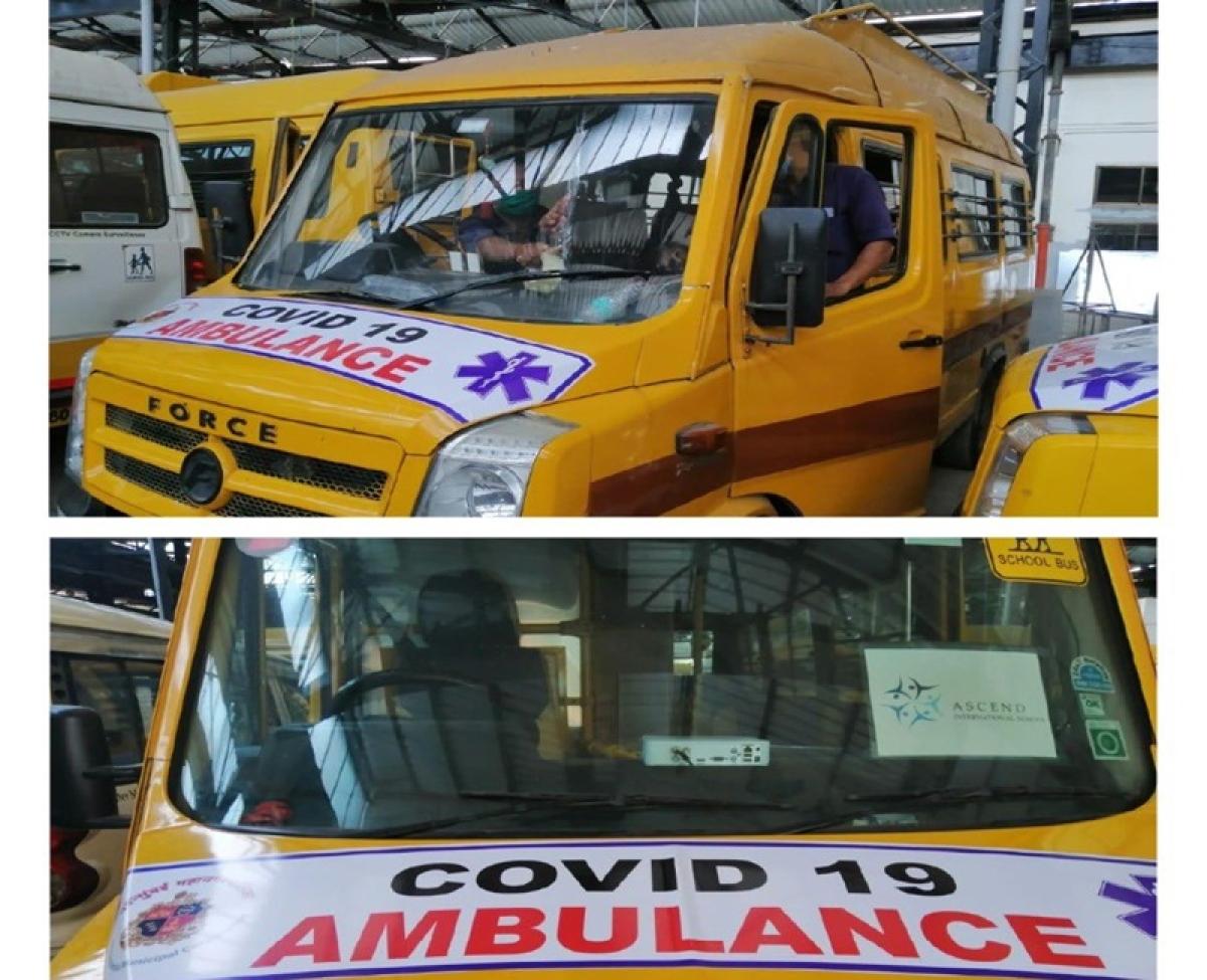 Coronavirus in Mumbai: School buses to ferry Covid suspects for swab testing