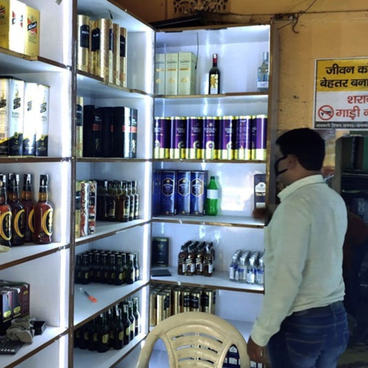 Aurangabad AIMIM MP threatens Maha govt over liquor shops reopening, says women have suffered enough