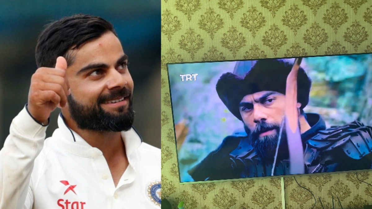 'Virat Kohli is that you?': Mohammad Amir spots skipper's doppleganger on TV and the resemblance is uncanny!