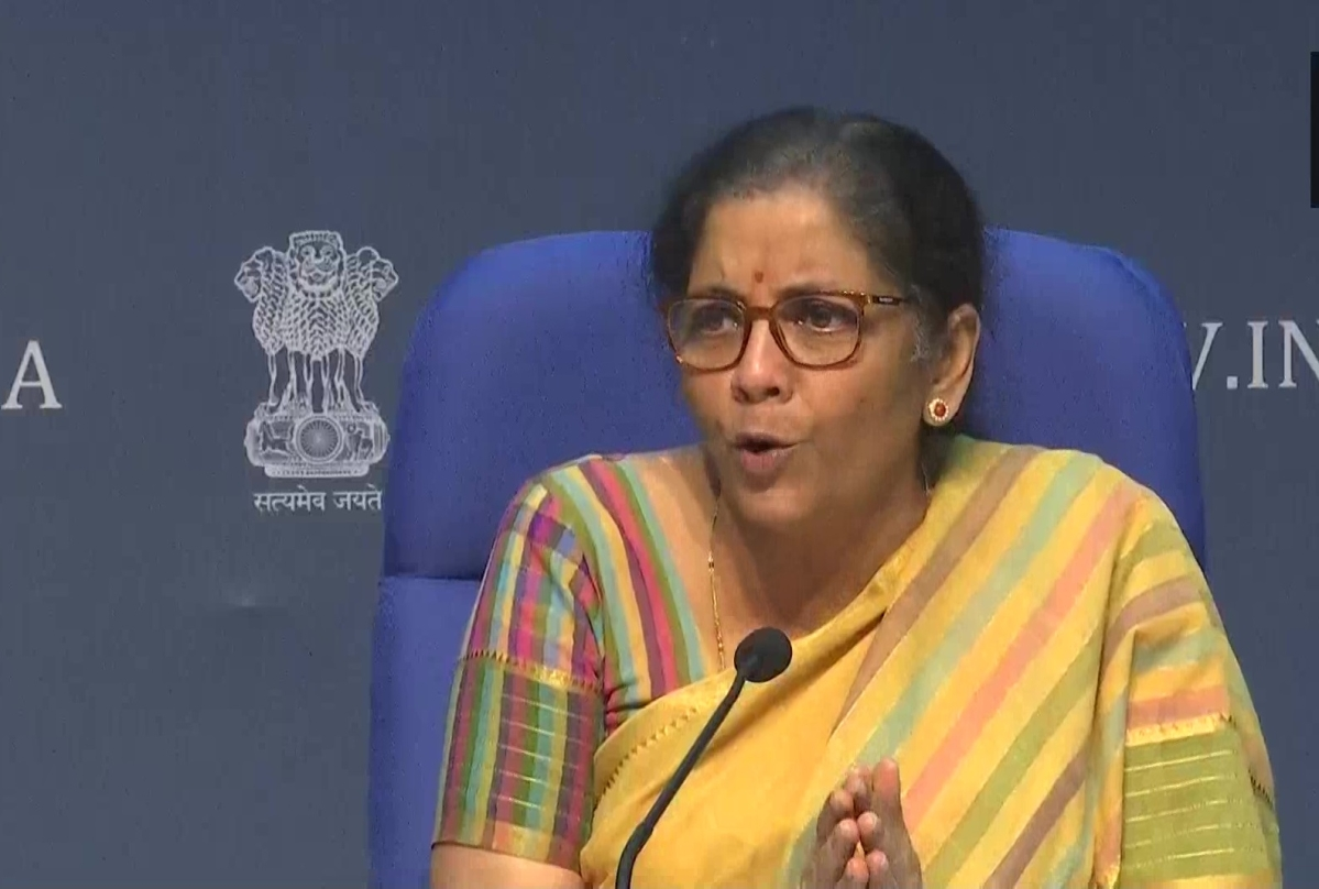 Nirmala Sitharaman announces Rs 11,000 crore to support migrant workers and urban poor