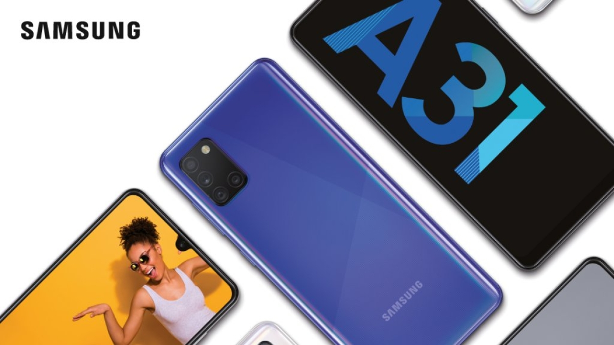 Samsung to launch Galaxy A31 in India in June first week