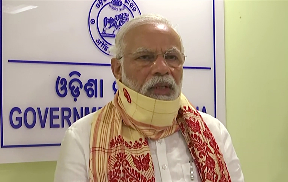 Cyclone Amphan: PM Modi announces Rs 500 cr financial assistance for Odisha