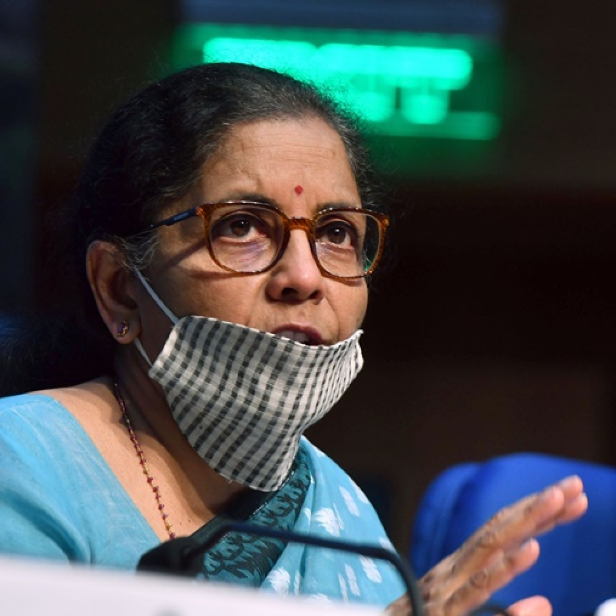 Nirmala Sitharaman Press Conference Updates: Govt introduces One Nation One Ration Card