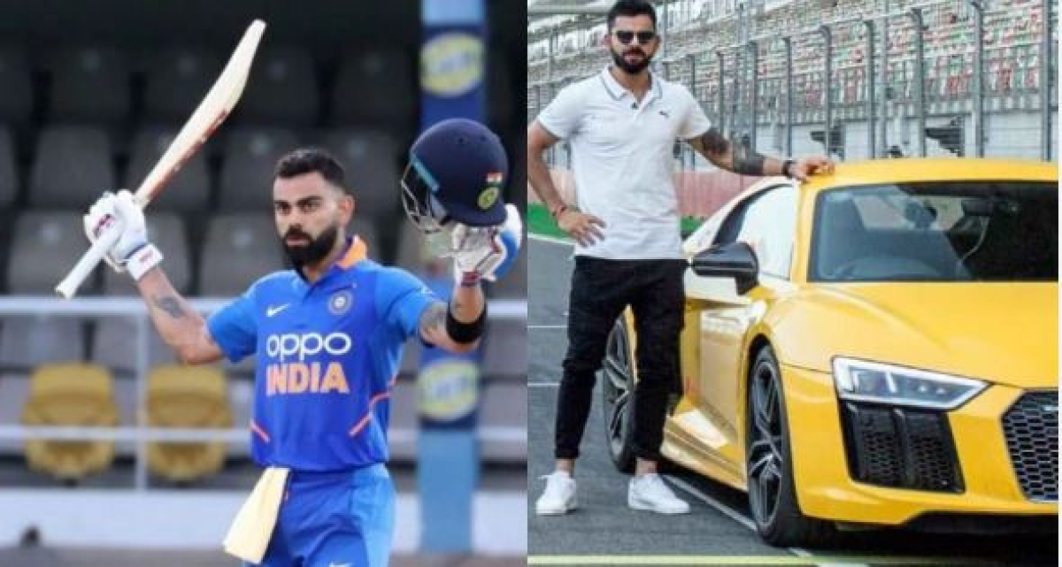 Kohli only Indian in Forbes' list