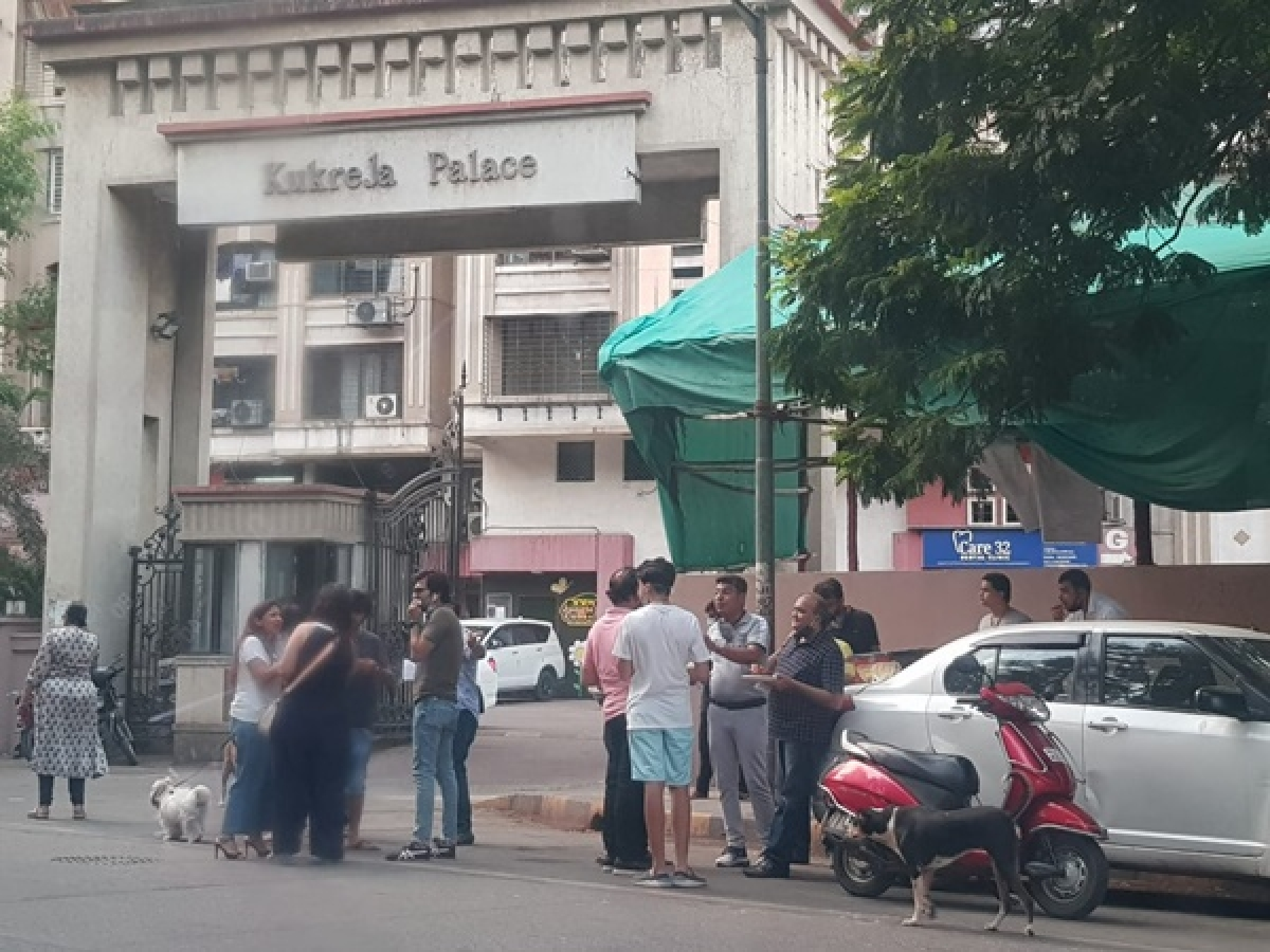 Concert in lockdown: Two residents of Ghatkopar building arrested