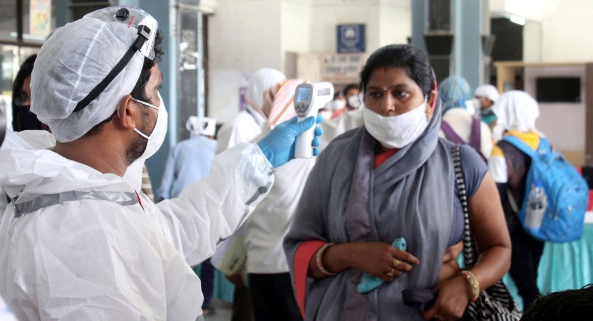 Bhopal: Nearly 5% of patients tested positive daily, no end in sight to corona